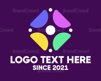 Multicolor - Multicolor Abstract Business logo design