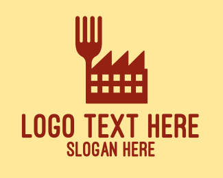 Food - Food Manufacturing Factory logo design