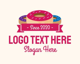 Yummy - Doughnut Sweets logo design