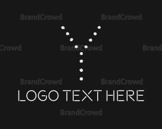 """Minimalist Elegant Letter Y"" by BrandCrowd"