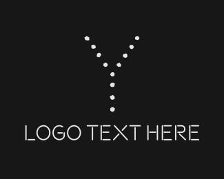 Showroom - Minimalist Chic Fashion Letter Y logo design