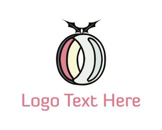 Ornament - Christmas Sphere logo design