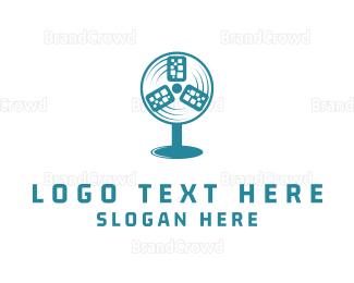 Airspace - Fan Application logo design