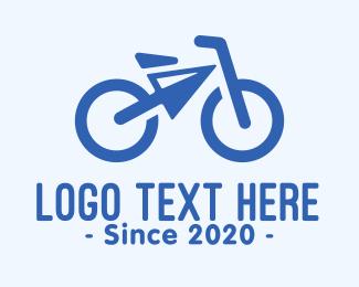 Bike - Online Bike Shop logo design