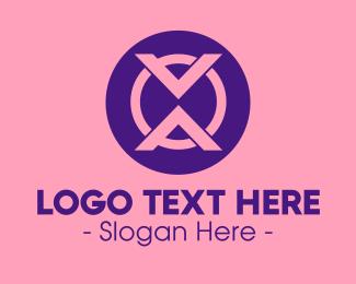 Layer - Digital Abstract Symbol logo design