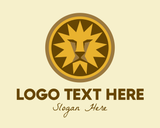 Legal Services - Sun Lion logo design