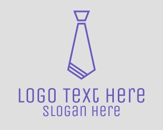 Firm - Stylish Tie logo design