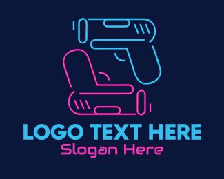 Fortnite Vs Pubg Discord Toygun Cartoon Kids Game Kids Logo Maker Create Your Own Kids Logo Page 8 Brandcrowd