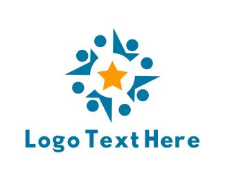 """Star Community"" by logo741"