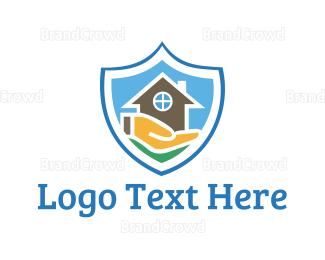 Care - House Security logo design