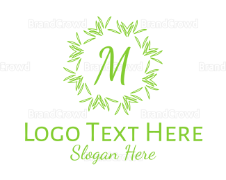 Agricultural - Harvest Lettermark logo design