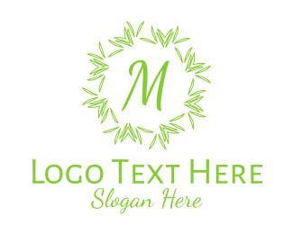 Brushstroke - Harvest Lettermark logo design