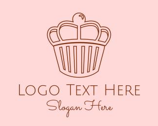 Treat - Royal treats logo design