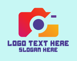 Camera Repair - Professional Camera Repair logo design