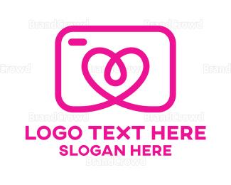 Sweet - Wedding Photography logo design