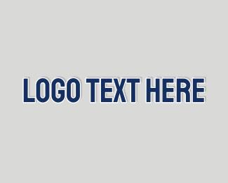 Gymnasium - Bold Blue logo design
