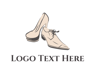 Apparel - Elegant Footwear logo design