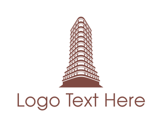 New York - New York Flatiron logo design