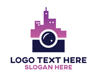 Urban - Urban City Photography logo design