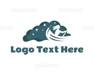 Nappy - Night Boat logo design