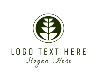 Wheat - Wheat Plant logo design