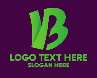 Monogram - V & B Monogram logo design