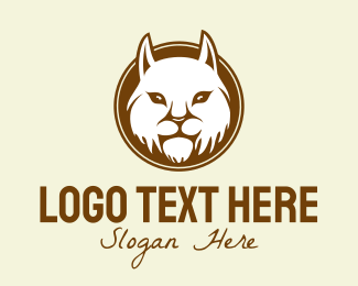 Cougar - Mountain Cat logo design