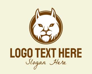 Brand - Mountain Cat Mascot logo design