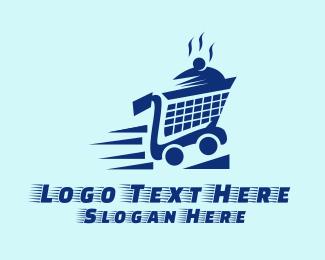 Market - Food Market Delivery logo design