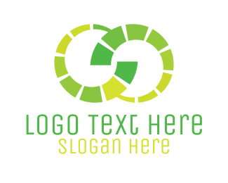Expert - Generic Green Infinity Business logo design