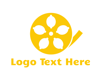 Lemon - Lemon Reel logo design