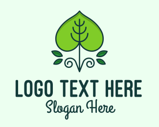 Cabbage - Green Ornamental Gardening logo design