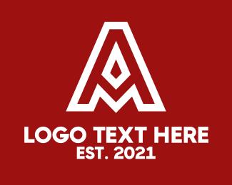 Sports - Generic Modern Letter A  logo design