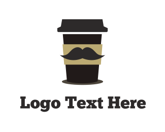 Latte - Mister Coffee  logo design