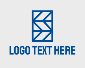 Real Estate - Blue Corporate Letter S logo design