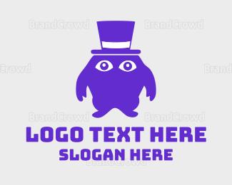 Monster - Elegant Monster logo design