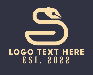 Linguistic - Academic Swan logo design