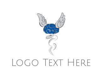 Mental - Brain Clinic logo design