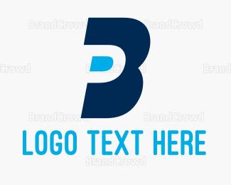 Money - Blue B & P logo design