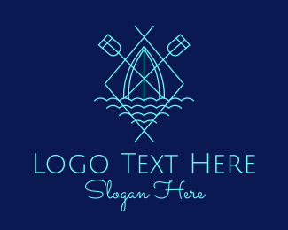 Minimalist - Minimalist Nautical Sailing  logo design