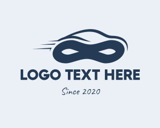 Turbo - Infinity Automobile Car logo design