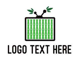 Bamboo - Bamboo Media logo design