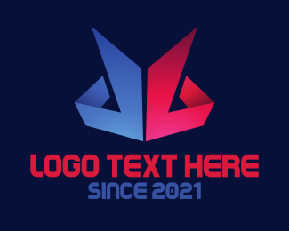 Social Media - Online Game Esport logo design