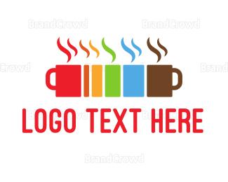 Colorful - Colorful Mug logo design
