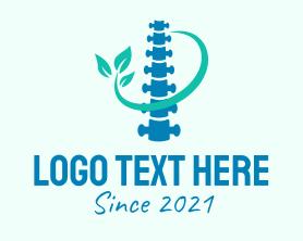 Medical - Natural Chiropractor logo design