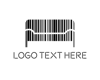 Seat - Couch Code logo design