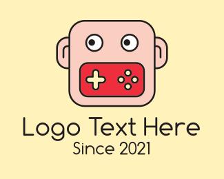 Kiddo - Toddler Gaming Mascot logo design