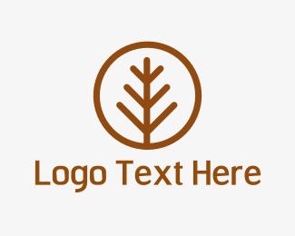 Oak - Treenet logo design