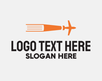 Airline - Travel Book logo design