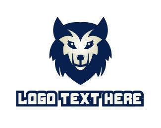 Grey - Grey Wolf logo design